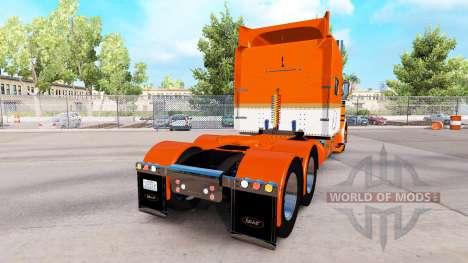 Скин Tri-State Commodities на Peterbilt 389 for American Truck Simulator