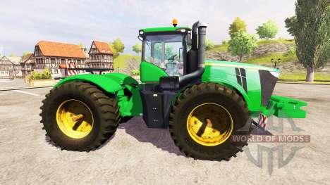 John Deere 9510R v2.0 for Farming Simulator 2013