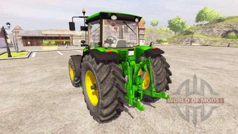 John Deere 7730 v2.0 for Farming Simulator 2013