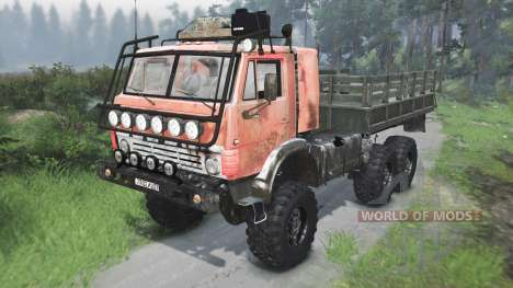KamAZ 4310 USSR [03.03.16] for Spin Tires