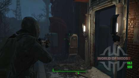 The Rebel for Fallout 4