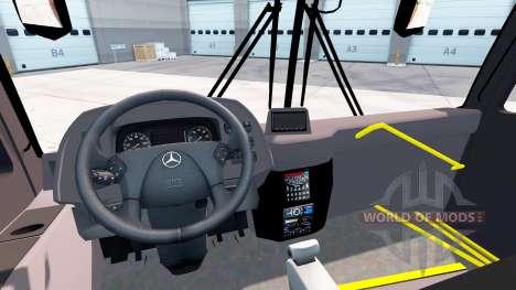 Mascarello Roma 370 for American Truck Simulator