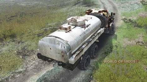 Ural-4320 [03.03.16] for Spin Tires