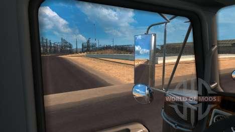 Map Area 51 for American Truck Simulator