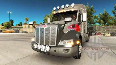 Headlight Hella for American Truck Simulator