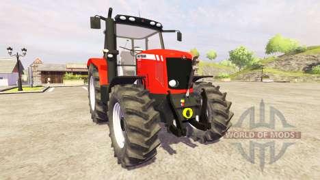 Massey Ferguson 5475 v2.2 for Farming Simulator 2013