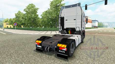 MAN TGA 18.440 for Euro Truck Simulator 2
