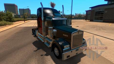 Turkish Power W900 for American Truck Simulator