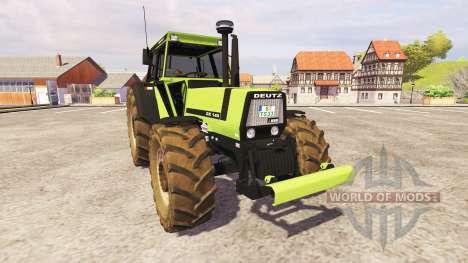 Deutz-Fahr DX 140 for Farming Simulator 2013
