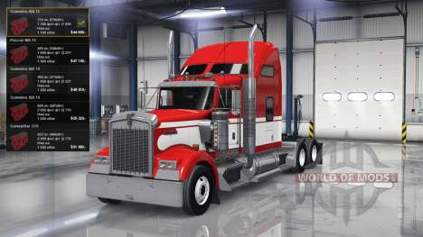 New icons engines for American Truck Simulator