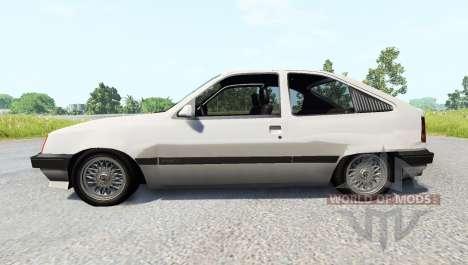 Opel Kadett for BeamNG Drive
