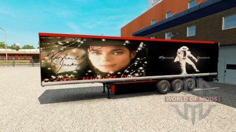 Semi-Michael Jackson for Euro Truck Simulator 2