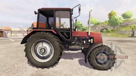 MTZ-1025 v3.0 for Farming Simulator 2013