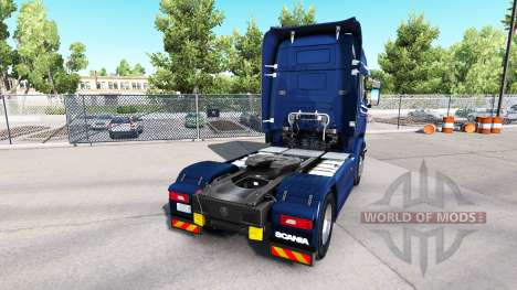 Scania R730 Streamline for American Truck Simulator
