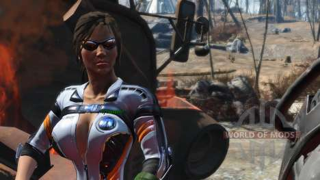 Courser X-92 Power Suit for Fallout 4