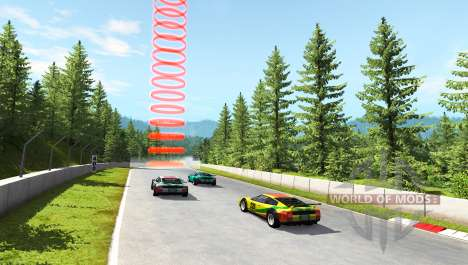 Hirochi Super Race v1.05 for BeamNG Drive