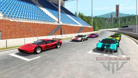 Hirochi Super Race v1.05 for BeamNG Drive
