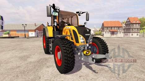 Fendt 724 Vario SCR [communal] v3.0 for Farming Simulator 2013
