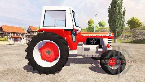 Massey Ferguson 1080 v3.0 for Farming Simulator 2013