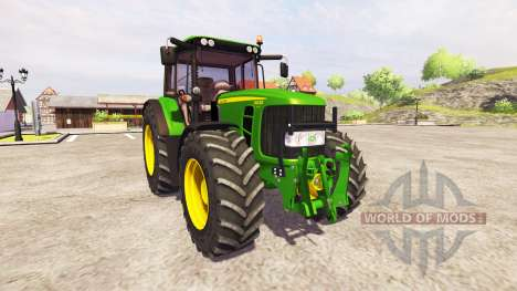 John Deere 6630 v1.1 for Farming Simulator 2013