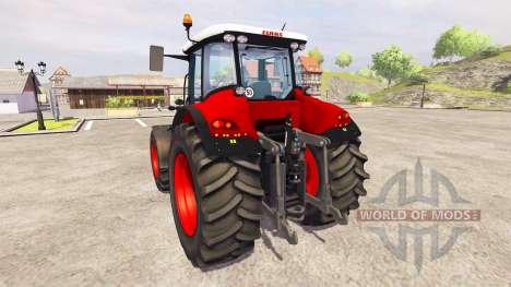 CLAAS Axion 840 v1.1 for Farming Simulator 2013