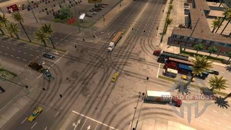 More trucks in the traffic for American Truck Simulator
