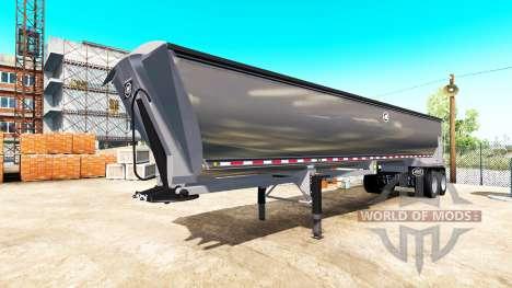 A semi-truck Mac Simizer for American Truck Simulator
