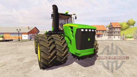 John Deere 9630 v2.1 for Farming Simulator 2013