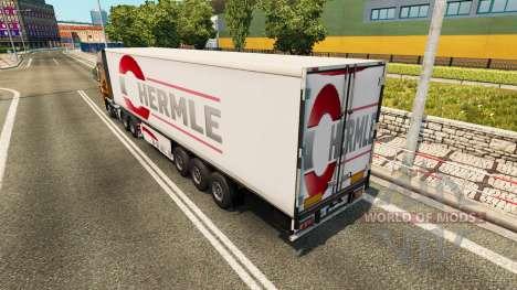 Semi Hermle AG v1.1 for Euro Truck Simulator 2
