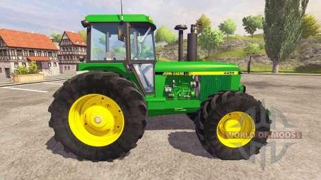 John Deere 4455 v2.3 for Farming Simulator 2013