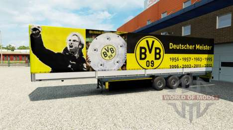 Semi-BVB for Euro Truck Simulator 2