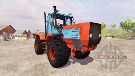 T-150K [pack] v2.0 for Farming Simulator 2013