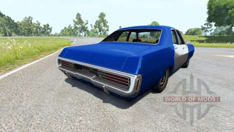 Dodge Polara 1971 for BeamNG Drive