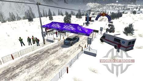 Alpine Rally for BeamNG Drive