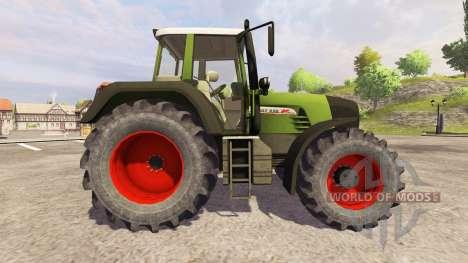 Fendt 930 Vario TMS v2.0 for Farming Simulator 2013