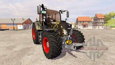 Fendt 724 Vario SCR [military] v3.0 for Farming Simulator 2013