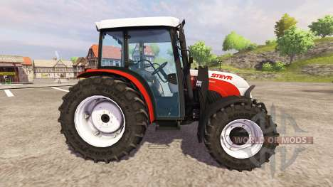 Steyr Multi 4095 for Farming Simulator 2013