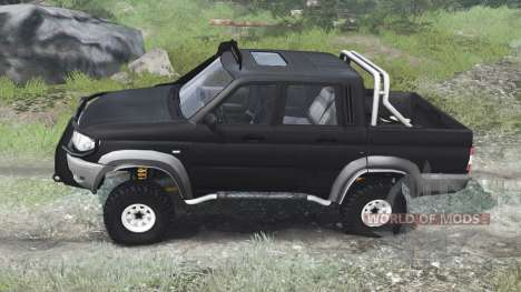 UAZ-23632 [03.03.16] for Spin Tires