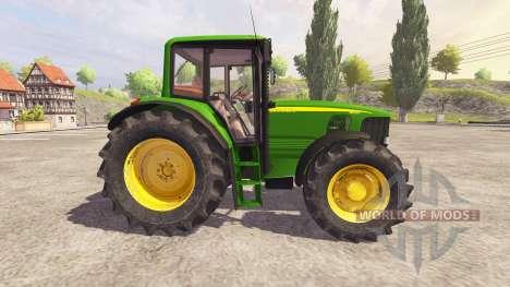John Deere 6620 for Farming Simulator 2013