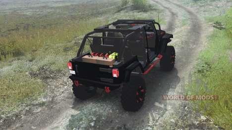 Jeep Wrangler Rubicon [03.03.16] for Spin Tires