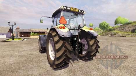 Valtra T140 for Farming Simulator 2013