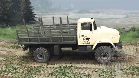 KrAZ-5131 [03.03.16] for Spin Tires