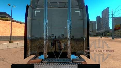 Dream skin for Peterbilt 579 for American Truck Simulator