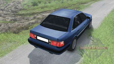 Audi 100 C3 Quattro [03.03.16] for Spin Tires