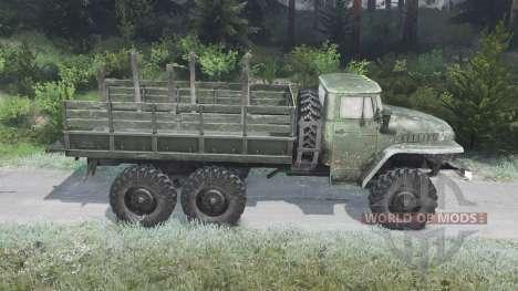 Ural-375 [03.03.16] for Spin Tires
