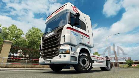 Скин Coppenrath & Wiese v1.2 for Euro Truck Simulator 2