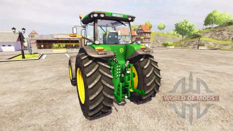 John Deere 7200R for Farming Simulator 2013