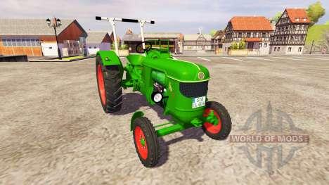 Deutz D40 v3.0 for Farming Simulator 2013