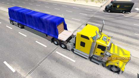 New trailers in traffic for American Truck Simulator