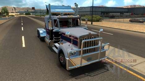 Kenworth W900a for American Truck Simulator